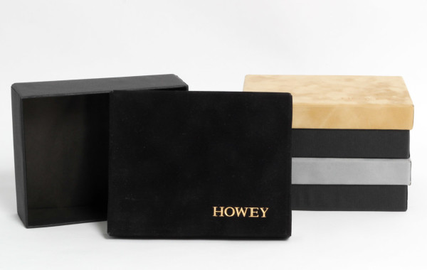 Howey Patisserie Suede Gift Box