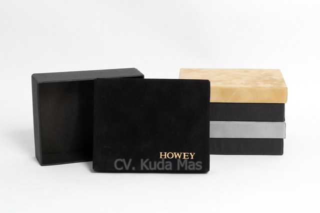 Howey Patisserie Suede Black