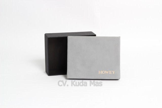 Howey Patisserie Suede Grey